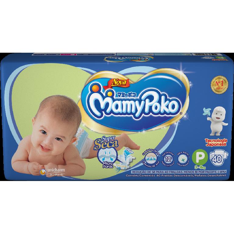 501ba8e28 MamyPoko Fralda-Fita Tamanhos P M G-MamyPoko Brazil